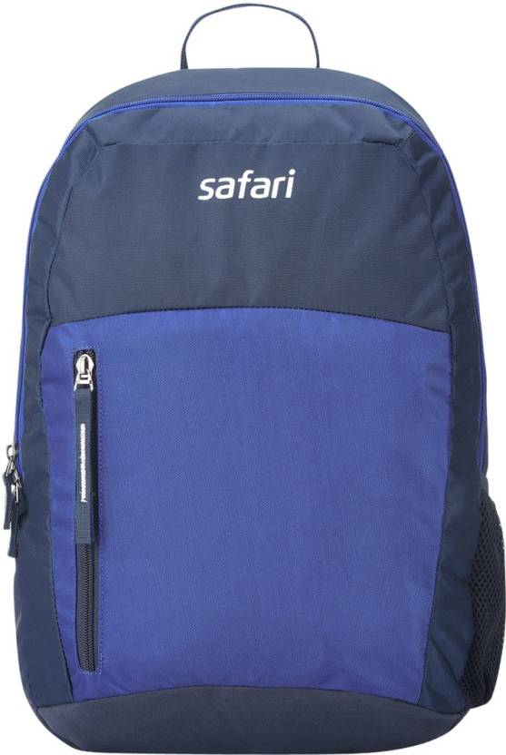 Safari CHAMP 26L BLUE BACKPACK 26 L Trolley Backpack  (Blue) @ 64% Off today
