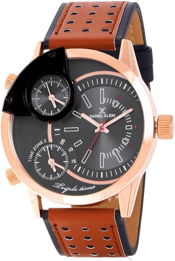Buy Daniel Klein DK11115-3 Watch – For Men at Rs. 422 @ 92% Off Today
