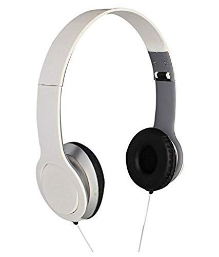 Captcha Megabass Over Ear Wired Headphone for All Smartphones @ 199 80% Off