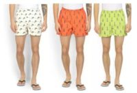 Buy Branded Boxer of Sypkar or Flying Machine : Upto 50% Off today